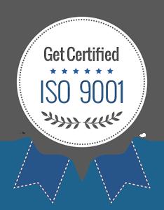 Сертифицирана фирма по ISO